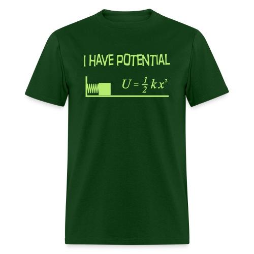 potential - Men's T-Shirt