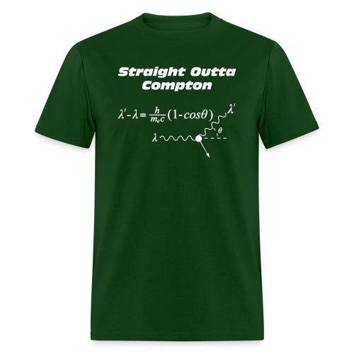 compton2 - Men's T-Shirt