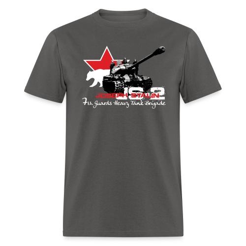 IS 2 png - Men's T-Shirt
