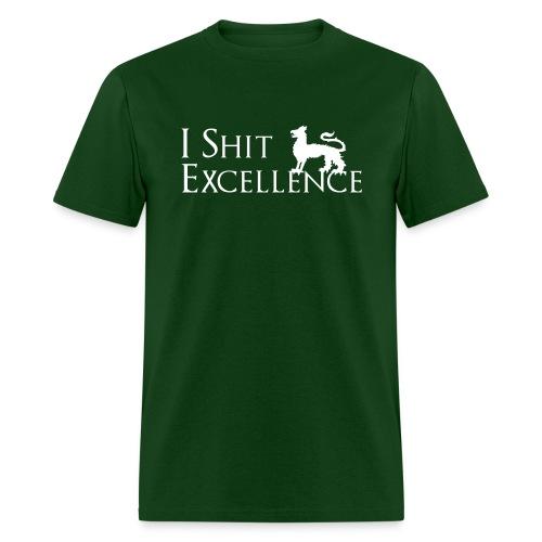 I Shit Excellence - Men's T-Shirt