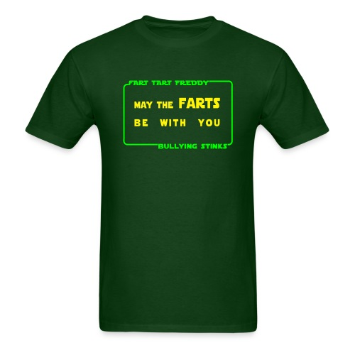 may the farts2 png - Men's T-Shirt