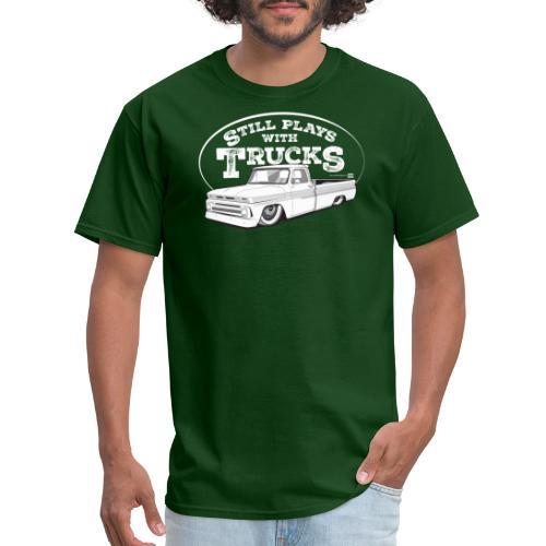 64 66BaggedC10LongFleet W - Men's T-Shirt