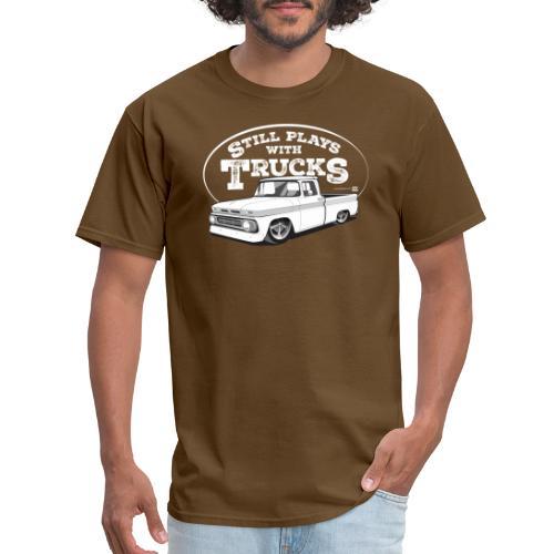 62C10BaggedShortFleet WHT - Men's T-Shirt