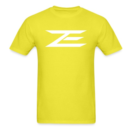 Final_ZACH_LOGO - Men's T-Shirt