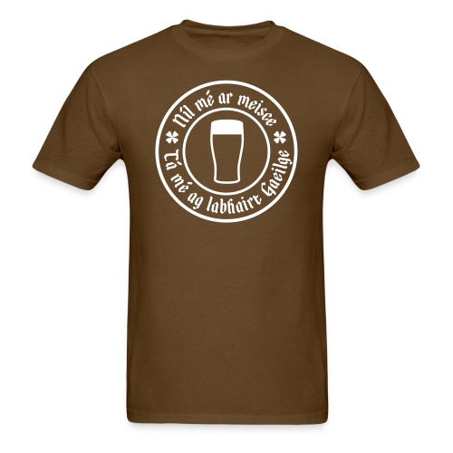 imnotdrunk - Men's T-Shirt