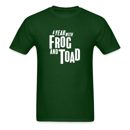 Frog and Toad - Men's T-Shirt