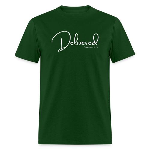 Delivered - Men's T-Shirt