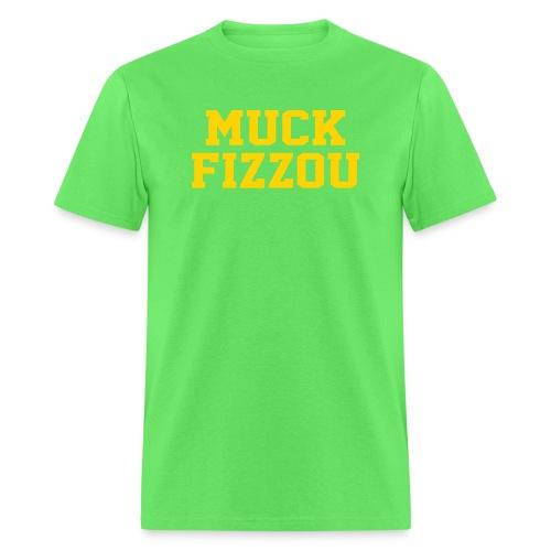 baylor muck fizzou - Men's T-Shirt