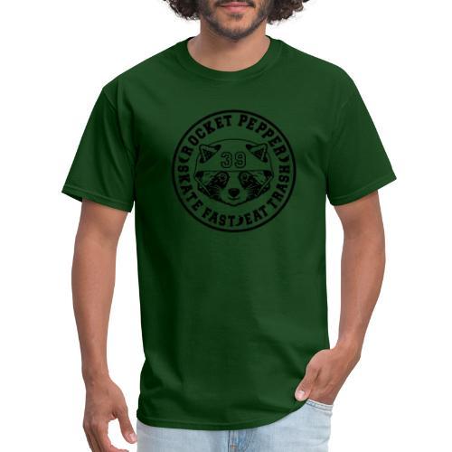 RocketPepper39 Black - Men's T-Shirt