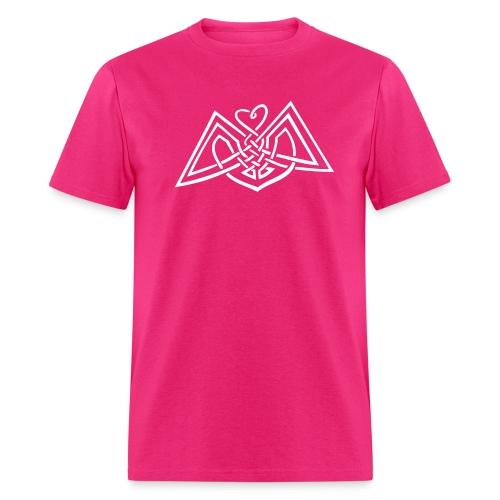 Celtic Heart - Men's T-Shirt