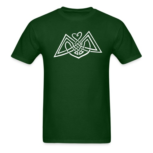 Celtic Heart - Men's T-Shirt