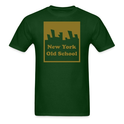 nyoslogoshirt converted - Men's T-Shirt