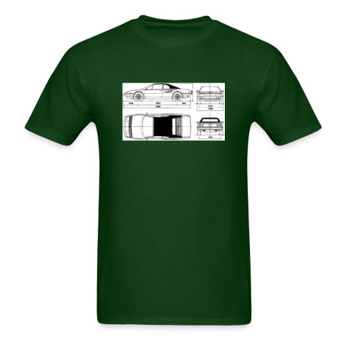 artists rendering - Men's T-Shirt