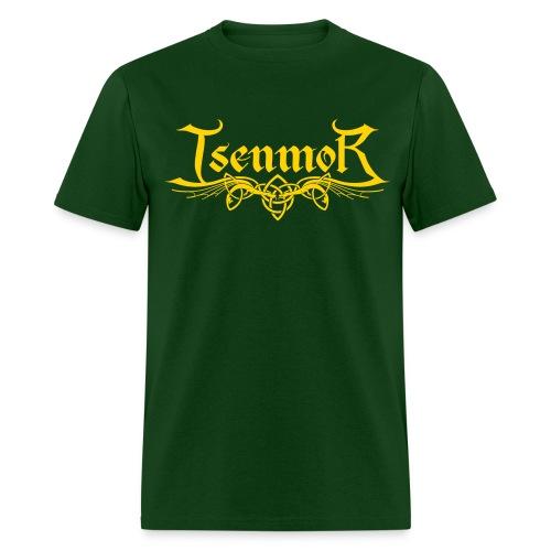 Isenmor logo - Men's T-Shirt