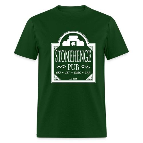 Stonehenge Pub - Men's T-Shirt