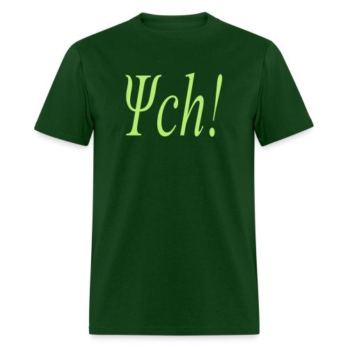 psych - Men's T-Shirt