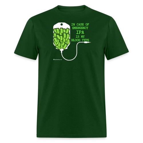 IPA Is My Blood Type - Men's T-Shirt