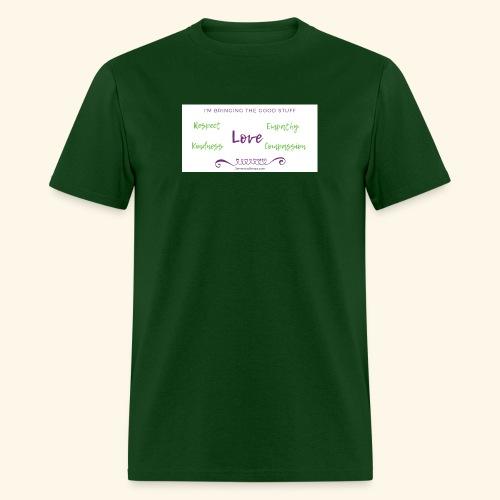 BRINGING the Good Stuff - Men's T-Shirt