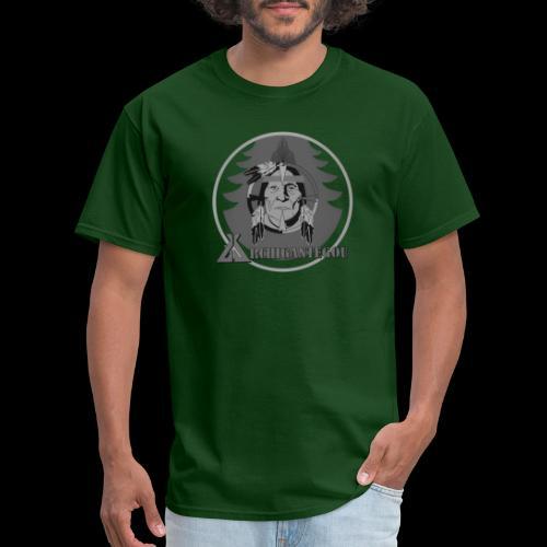 Archigantegou Black & White - Men's T-Shirt