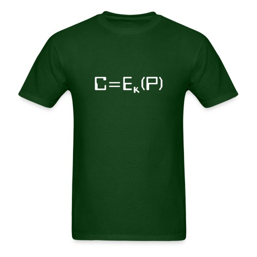 Ciphertext - Men's T-Shirt