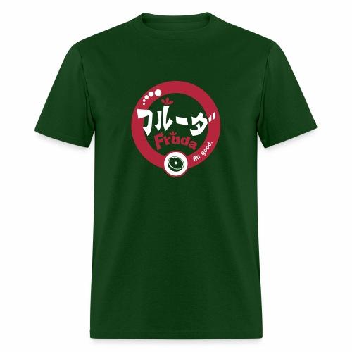 FrudaOrange-JPN02 - Men's T-Shirt