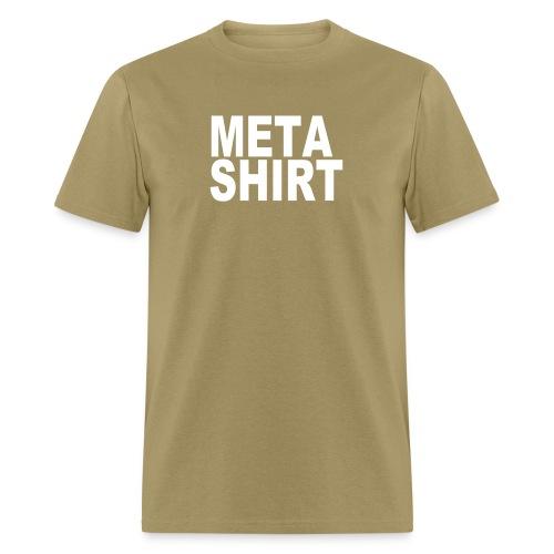 metashirt - Men's T-Shirt