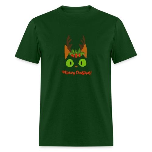 8 Tiny Reindeer - Men's T-Shirt