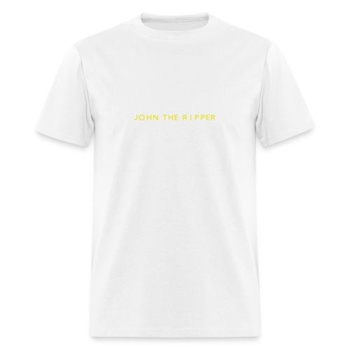 John The Ripper Crossword 2 - Men's T-Shirt