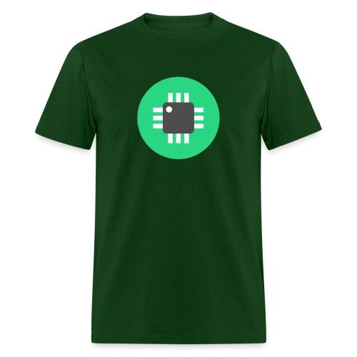 Logo-Only - Men's T-Shirt