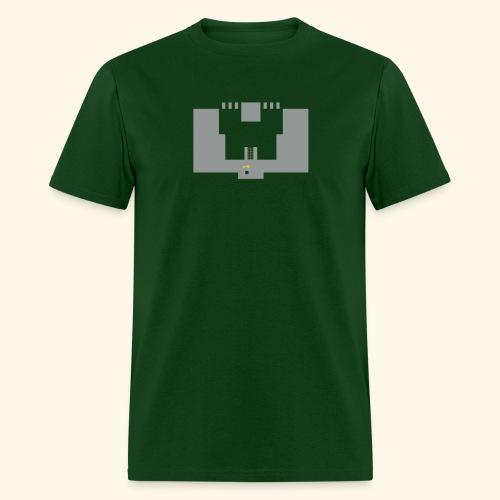 Castle blackshirt - Men's T-Shirt