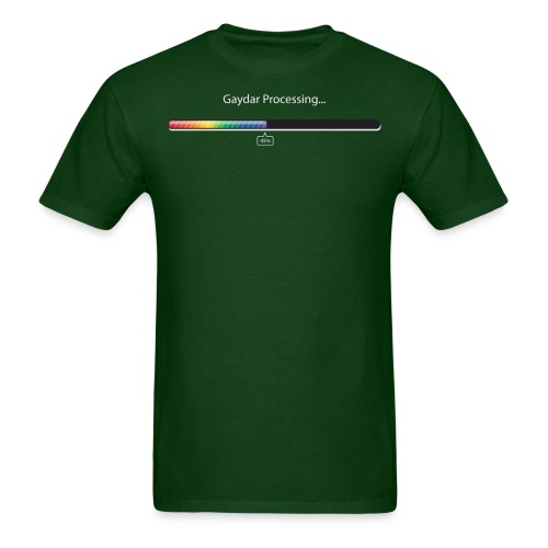 Gaydar - Men's T-Shirt