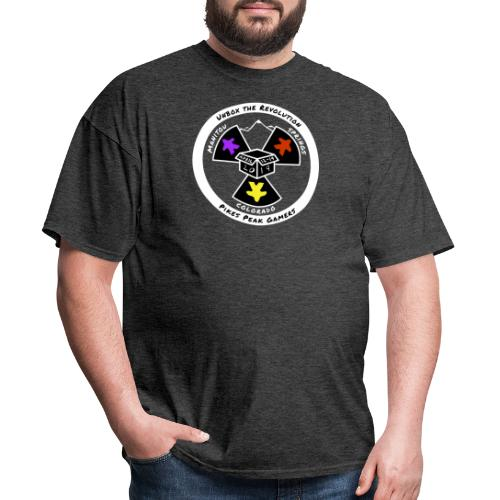 Pikes Peak Gamers Convention 2019 - Clothing - Men's T-Shirt