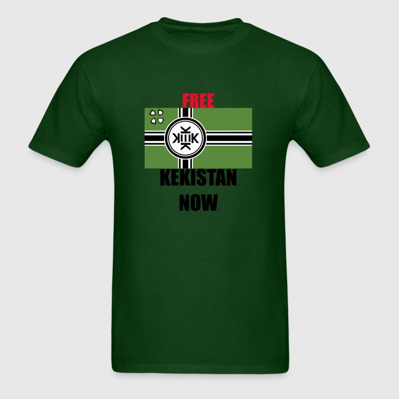 KEKISTANI SWAG - Men's T-Shirt
