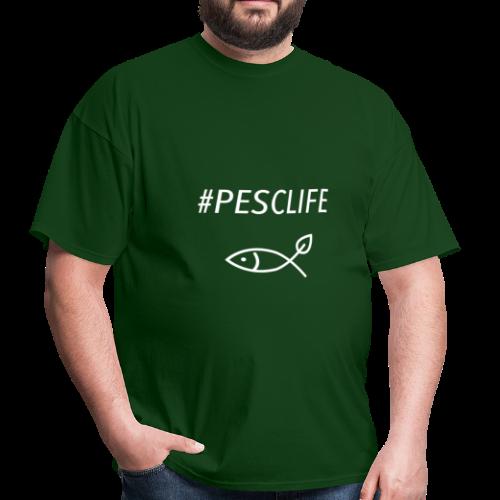 pesclife - Men's T-Shirt