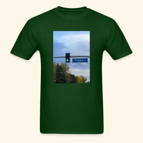 Buffalo Way Design - Men's T-Shirt