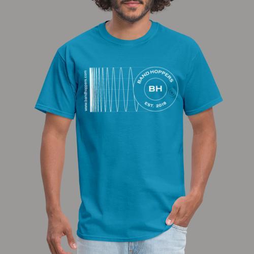 BandHoppers Logo #1 - Men's T-Shirt