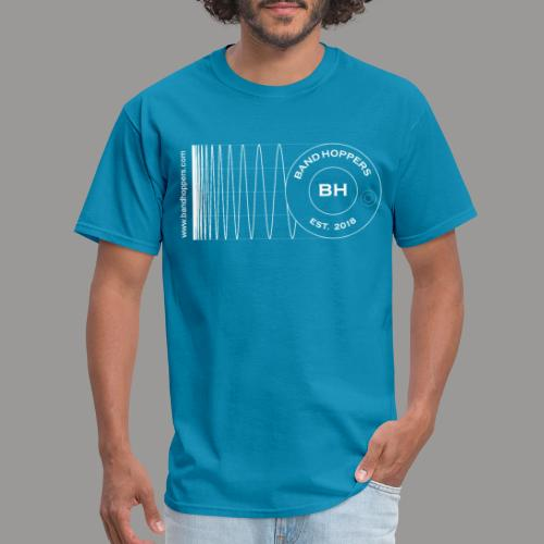 BandHoppers Logo #1 - Men's T-Shirt