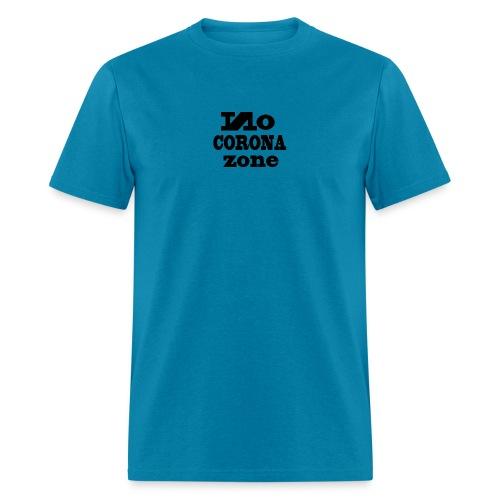 A244939 No Corona Zone 01 - Men's T-Shirt