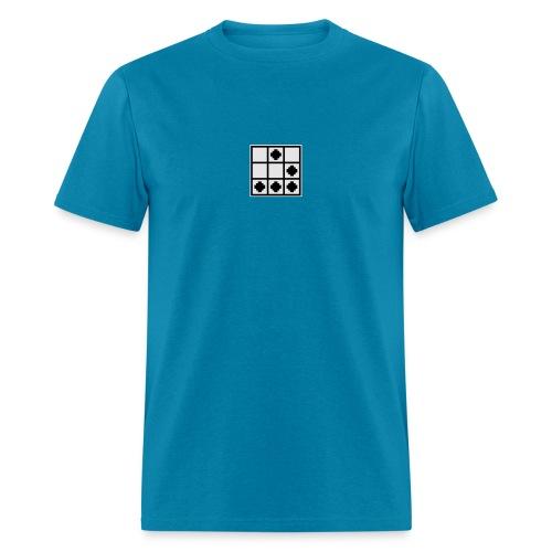 Hacker Emblem - Men's T-Shirt