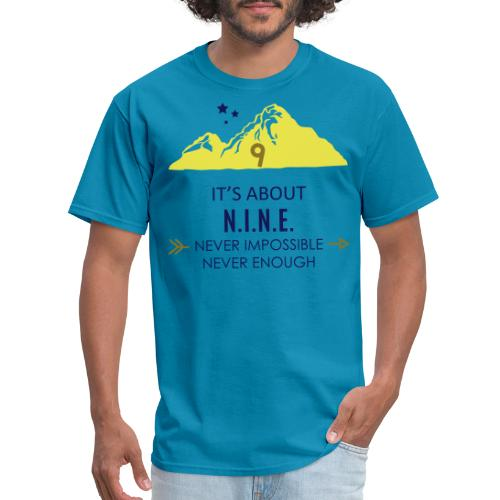 Design Mountain NEW - Men's T-Shirt