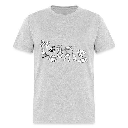 Prototype Gamepads - Men's T-Shirt