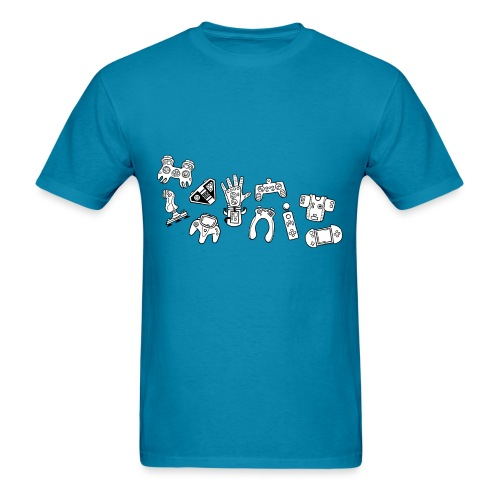 Prototype Gamepads - Men's T-Shirt