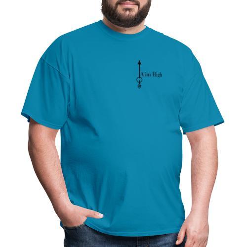 Aim High Black - Men's T-Shirt