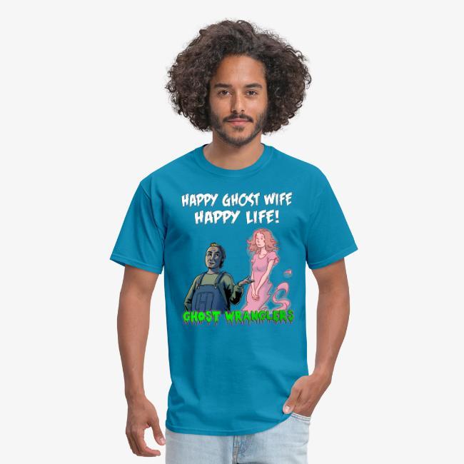 """Happy Ghost Wife, Happy Life"""