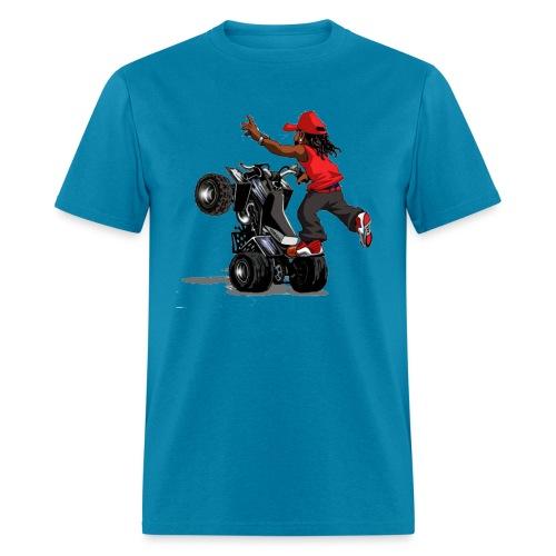 yamaha banshee stunt - Men's T-Shirt