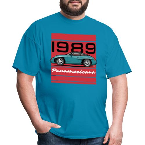 1989 P0r5che Panamericana Concept Car - Men's T-Shirt