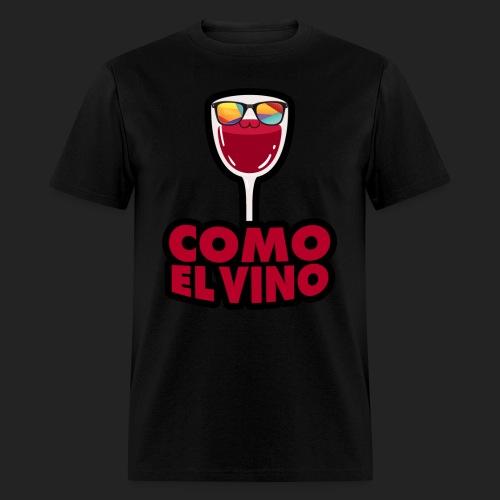 Como el vino - Men's T-Shirt