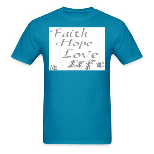 faithwitohope - Men's T-Shirt