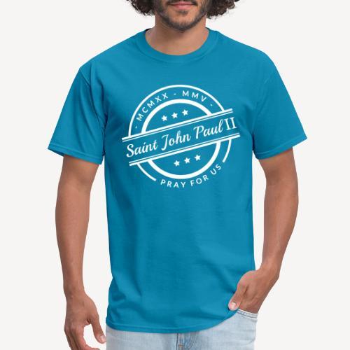 Saint John Paul II - Men's T-Shirt