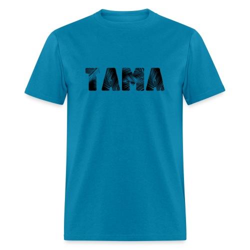 Tama Black - Men's T-Shirt